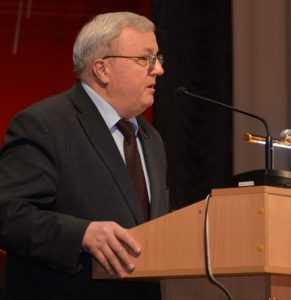 Заместитель главы брянской Думы нарек соратников полицаями и трусами