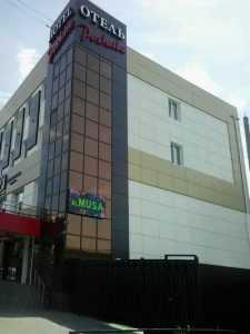 Брянский отель, призывавший пошалить, переименован в «Пошале»