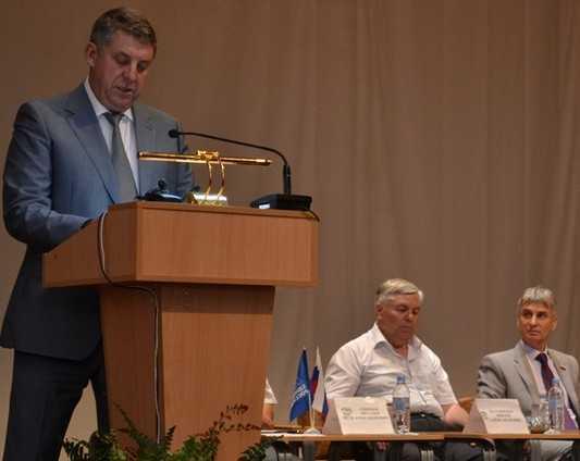 Александра Богомаза выдвинули кандидатом в губернаторы Брянской области