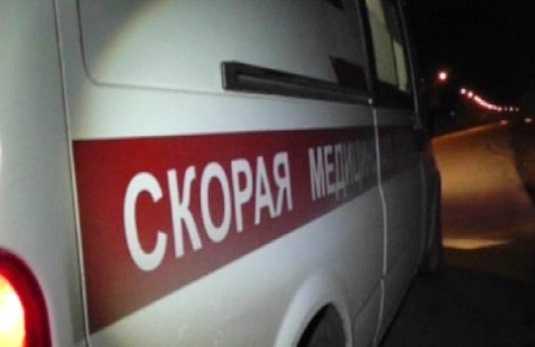 На брянской объездной водитель иномарки покалечил пассажира