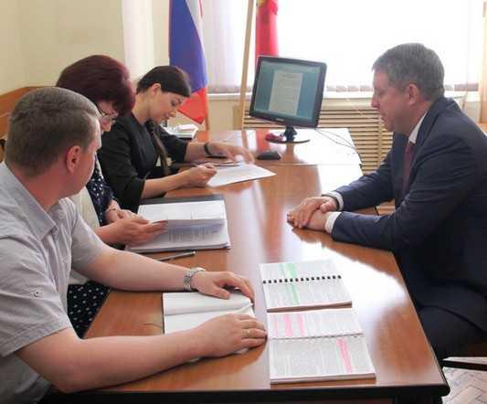 Брянский глава Александр Богомаз подал документы в избирком