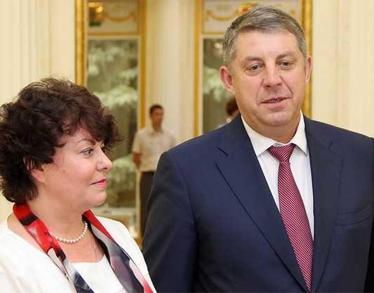 Заместитель брянского губернатора Ирина Кузьмина уволилась