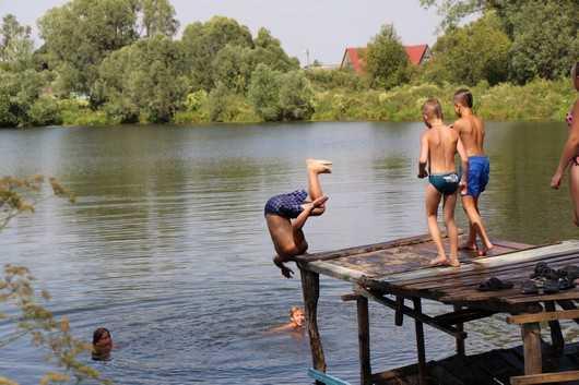 Брянское правительство заставило местных чиновников открыть новые пляжи