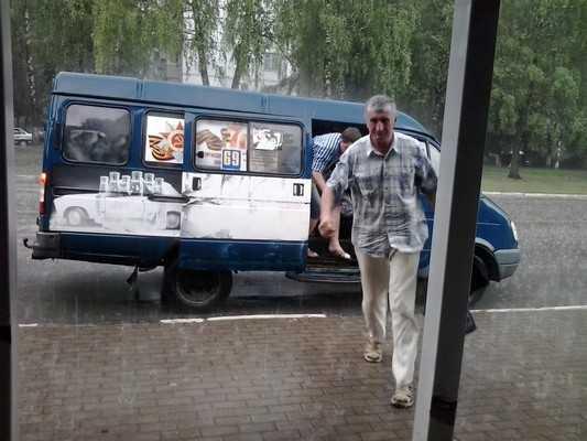 Маршрутки в Брянске вытеснят городскими автобусами