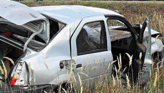 Под Брянском погибли два водителя, три человека пострадали
