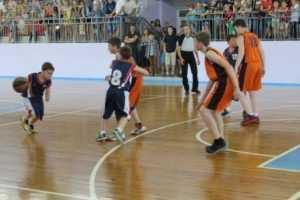 Кубок брянского баскетболиста уехал в Гомель