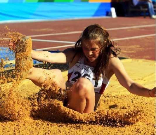 Брянская спортсменка допрыгнула до «золота» первенства России