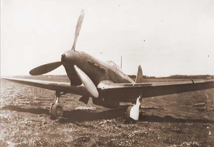 Брянские поисковики нашли сбитый советский самолет
