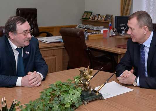 Сергей Курденко пошел в брянские губернаторы