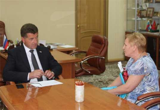 Бабушка малыша-инвалида попросила помощи у брянских властей