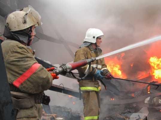 В Дятькове сгорела комната – пострадал человек