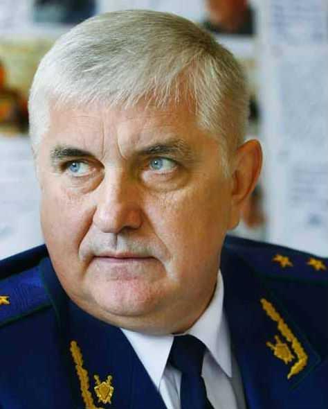 Брянцам представили прокурора области Александра Войтовича