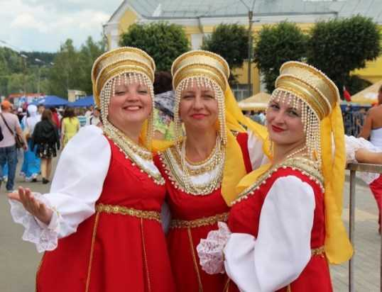 Фестиваль «Славянское единство-2015» пройдёт под Гомелем
