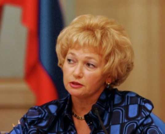 Бывший брянский сенатор Нарусова оправдала выходку дочери