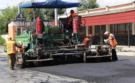 В Брянске отремонтируют три десятка дорог и тротуаров