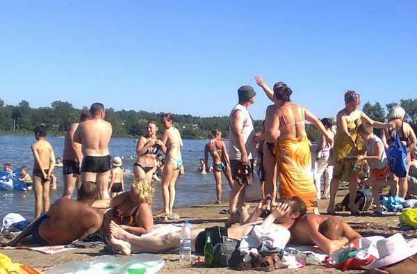 Власти Брянска хотят сделать бежицкий пляж лучшим в городе