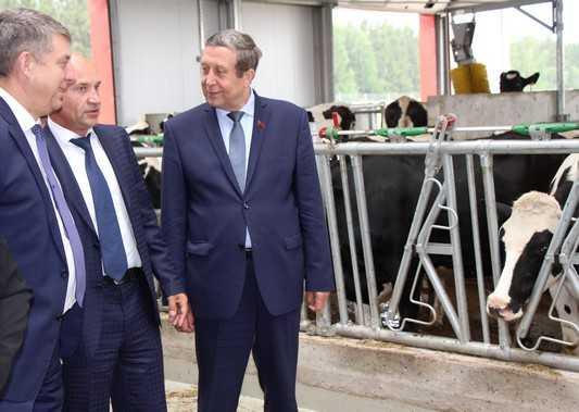 Депутаты Госдумы оценили размах брянского холдинга «Охотно»