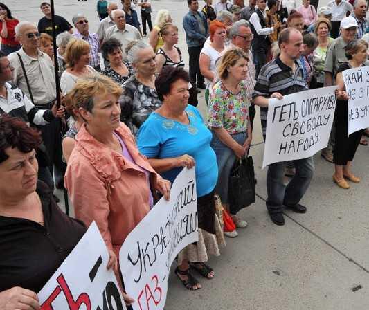 Мэр украинских Сум назвал политику Порошенко и Яценюка геноцидом