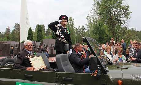 Трубчевск и Суземка получили грамоты славы