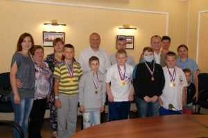 Брянские дети привезли 10 медалей со Всемирных игр победителей