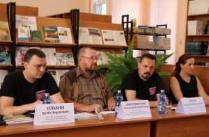 Защитники Донбасса рассказали брянцам о возвращении в русский мир
