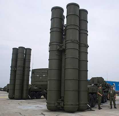 Брянская платформа стала основой новейшего комплекса С-500