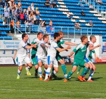 Брянское «Динамо» стартует в новый сезон