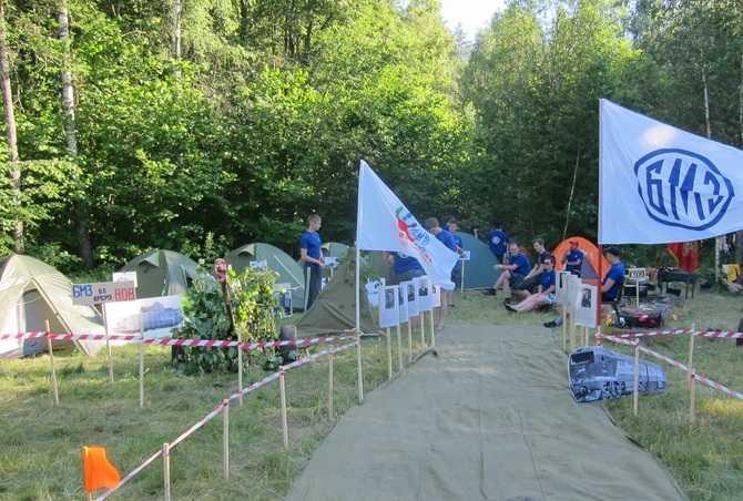 Брянские машиностроители победили на фестивале «Лесное раздолье»