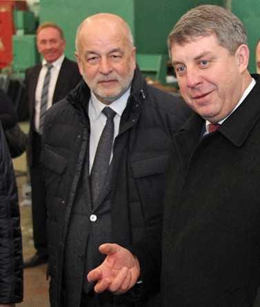 Владелец «Термотрона» Георгий Абушенко вернется в Брянскую Думу