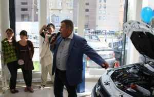 Гендиректор брянского автоцентра ответит за продажу чужой машины
