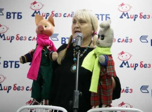 В Брянске Хрюша и Степашка подарят больным детям «Мир без слёз»