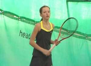 Юная брянская теннисистка стала третьей ракеткой Европы