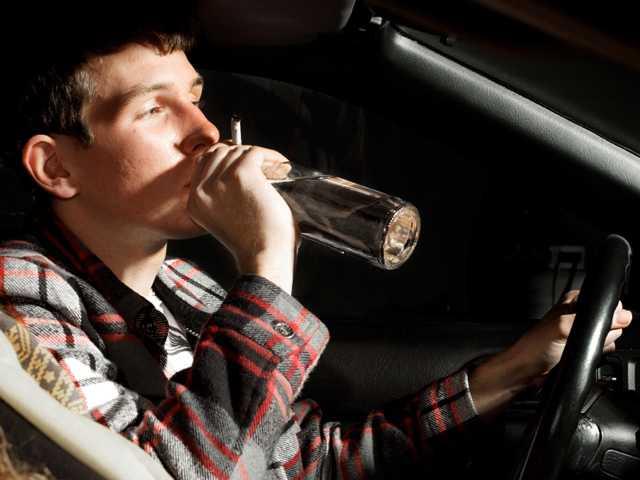 Семь брянских водителей за пьяную езду попали в уголовные дела