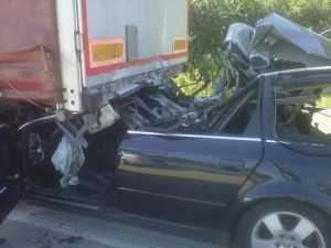 Жители Брянской области погибли в жуткой аварии
