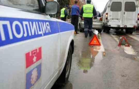 На брянской трассе полицейский сбил насмерть пешехода