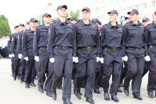 Брянских полицейских станет меньше