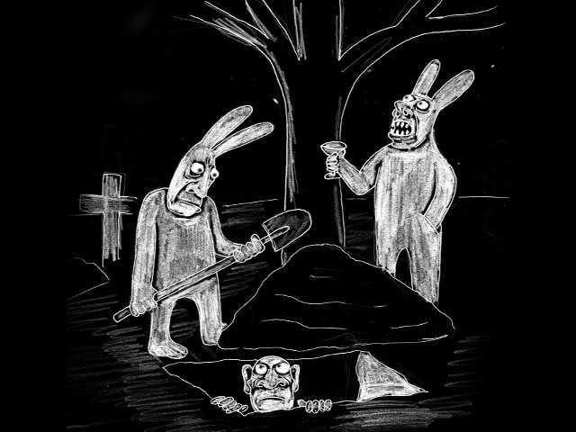 Брянским «гробовщикам» запретили хоронить людей в лесах