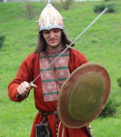 В брянском посёлке возродят средневековую Русь
