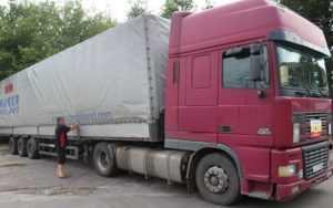 Брянцы передали жителям Донбасса 20 тонн помощи