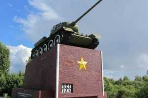 Автопробег по местам танковых сражений прибудет в Брянск 17 июля
