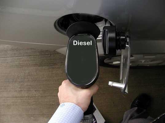 На брянской трассе продавали фальшивое дизельное топливо