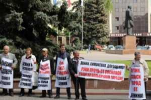 Брянские власти отказались от застройки Больничного городка