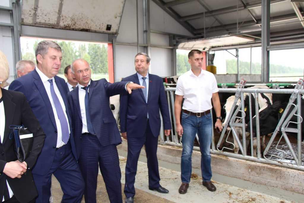 Брянский агрохолдинг «Охотно» поразил депутатов Госдумы