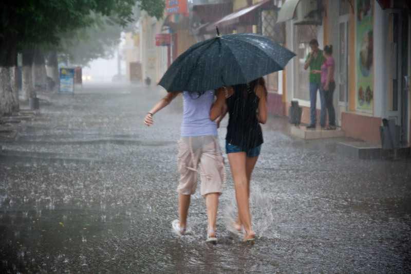 Еще неделю в Брянской области будут идти дожди