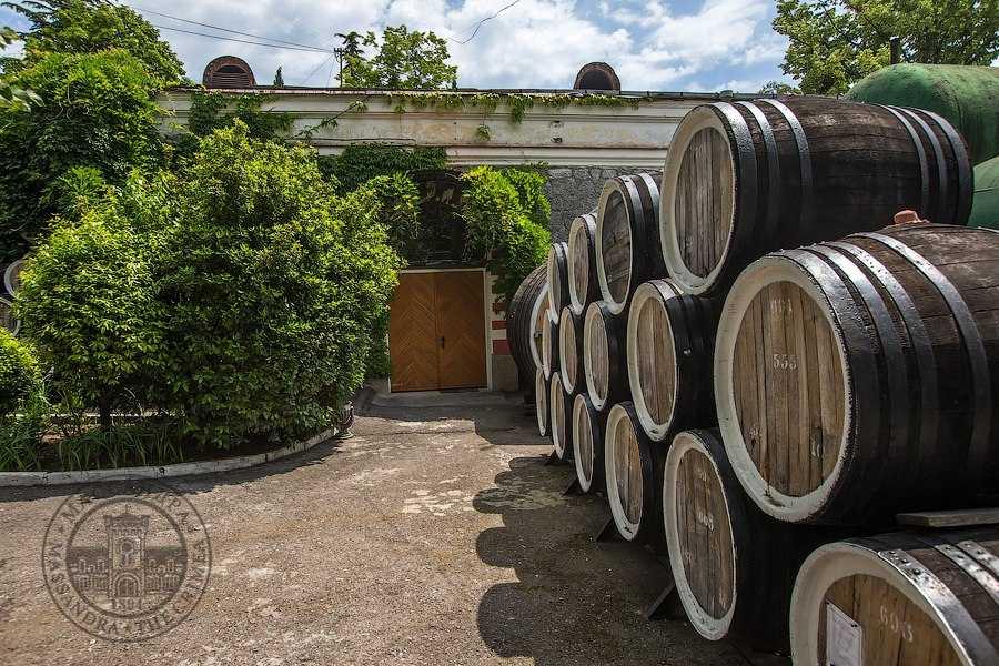 На дегустации века «Массандра» предложит вино 1935 года