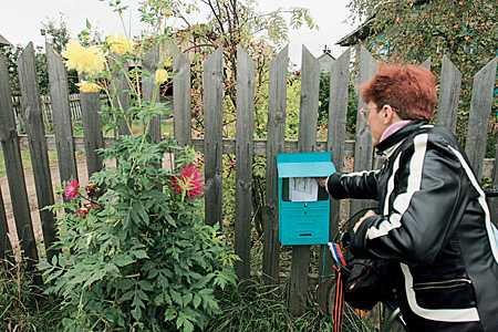 Убийство брянского почтальона не повлияет на доставку пенсий