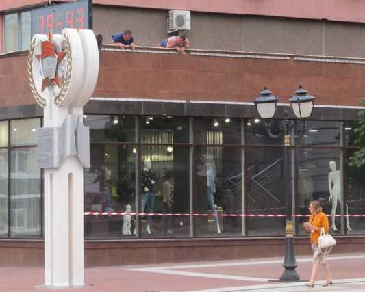Бывшее кафе «Луч» в здании Брянской администрации станет магазином