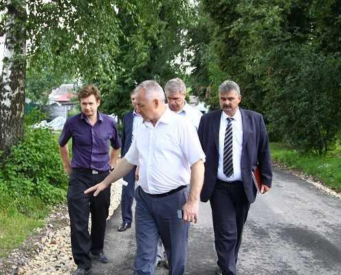 Ремонт дорог в Брянске оценили градоначальник и специалисты