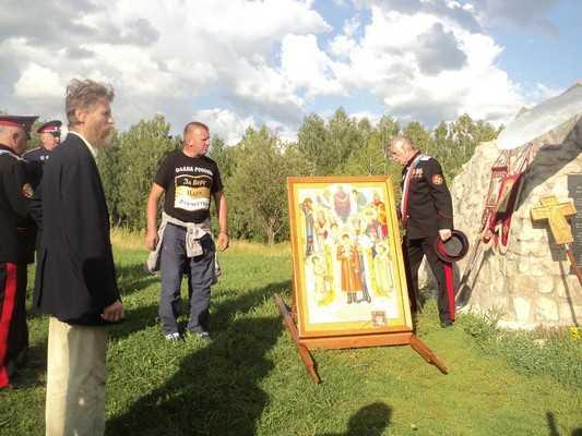 Крестный ход Севастополь — Смоленск достиг Брянской земли