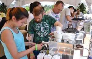 На Брянщине стартовал чемпионат по приготовлению кофе